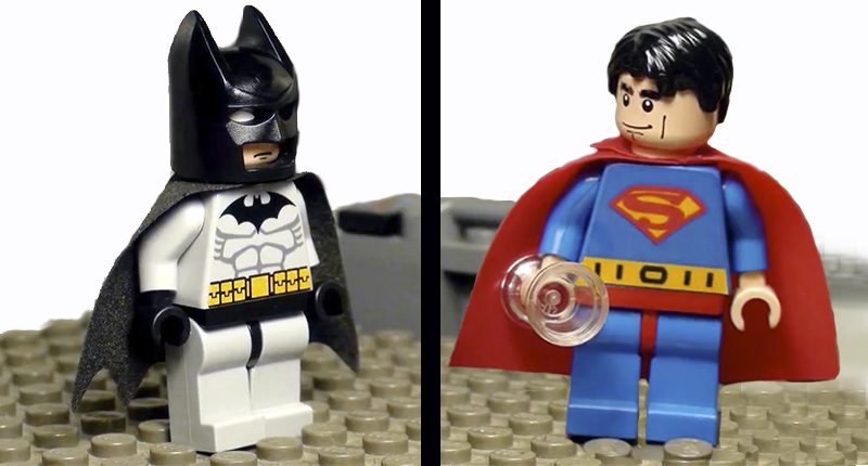 Quiz: ¿Qué tipo de superhéroe Lego eres? Superman o Batman